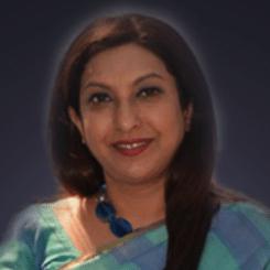 Rupa Naik, Export Canvas HUB representative in Mumbai India