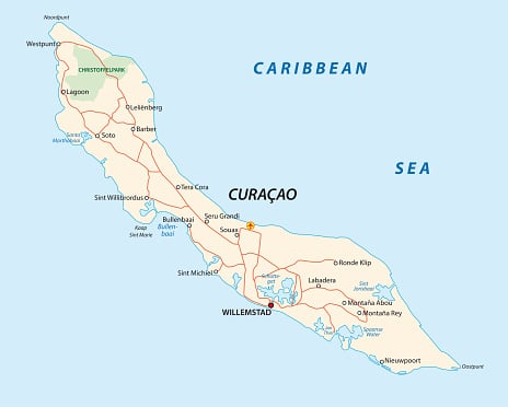 Our Hub representative for the Caribbean is located on the island of Curacao
