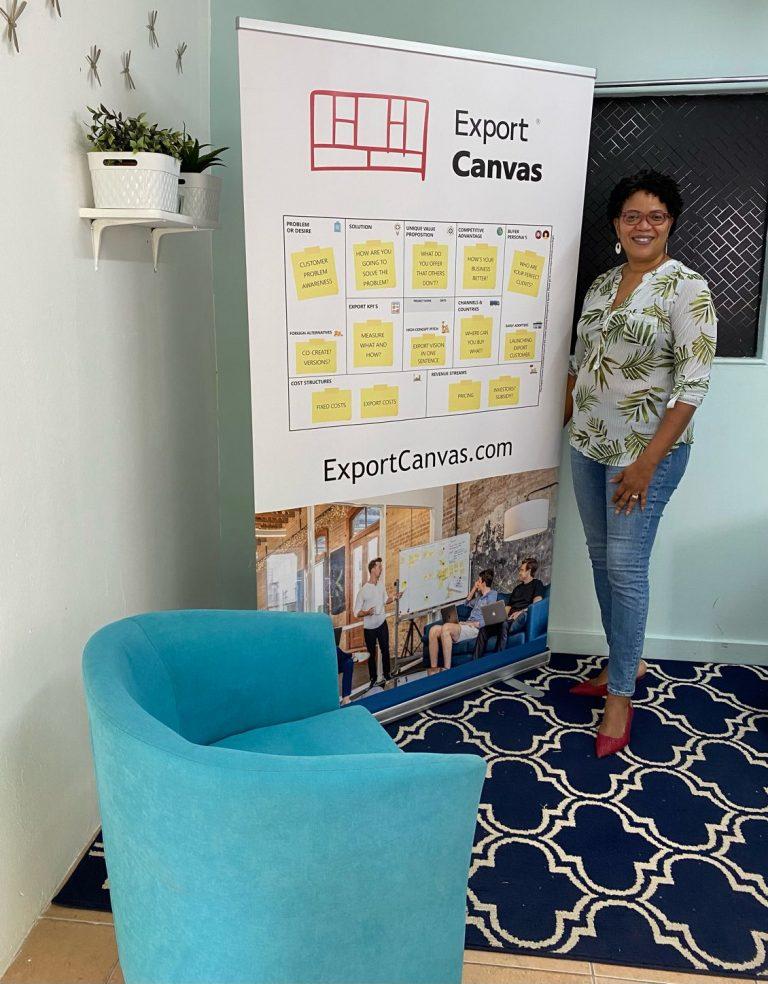 Export Canvas Hub Representative Curacao Nelida Cathalina